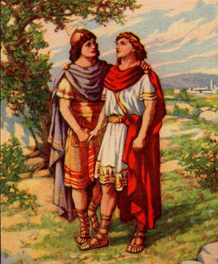 homoseksualitet biblen